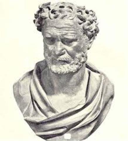 Democritus Part 1