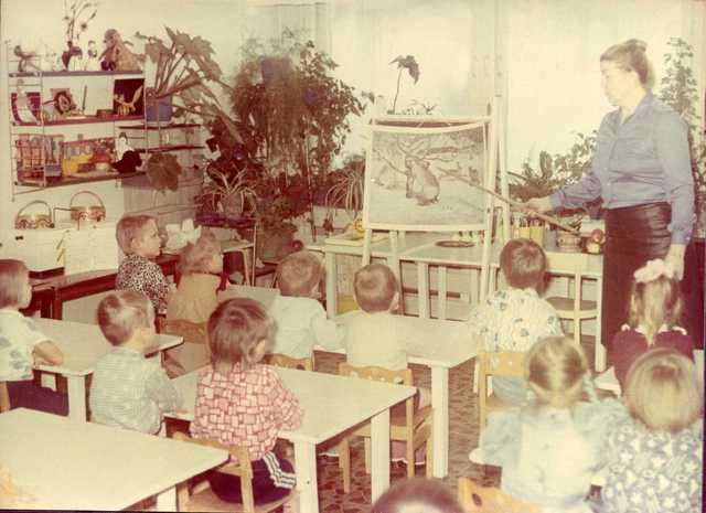 Распространение педагогического опыта 1978-1981г.г.