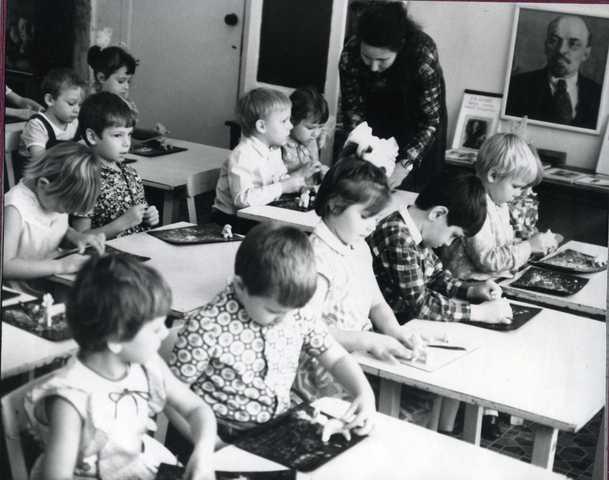 Распространение педагогического опыта 1982-1986 г.г.