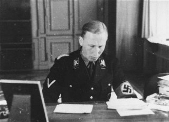"Wannsee Conference And The ""Final Solution"""