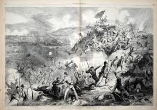 The Vicksburg Siege