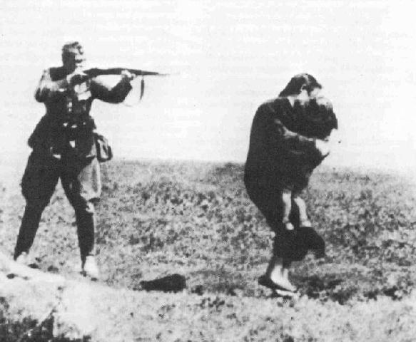 About 34,000 Jews Killed at Babi Yar