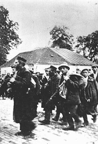 Germans Began Killing of The Impaired