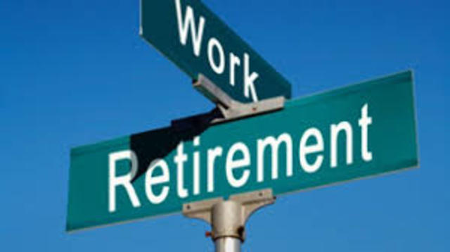 Retirement Day!