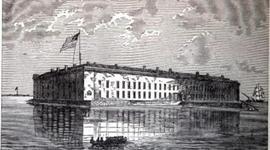 Fort Sumter timeline