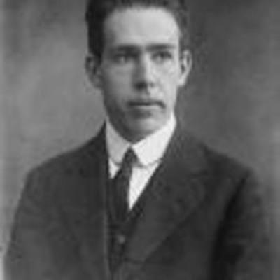 Neils Bohr's Life timeline