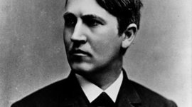 Thomas Edison timeline