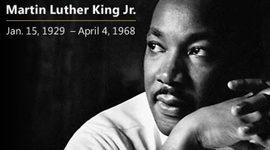 Martin Luther King J.R.'s Life timeline