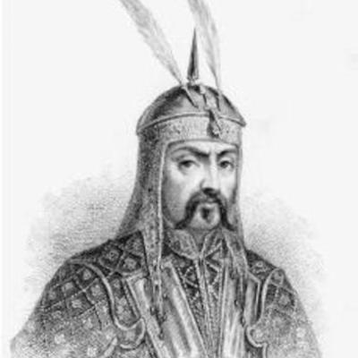 Ghengis Khans life timeline
