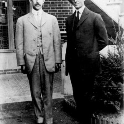 The Wright Brothers' lives timeline