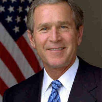 George Bush's life timeline