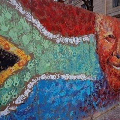 Nelson Mandela by:Sebastian timeline