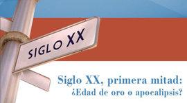 LA PRIMERA MITAD DEL SIGLO XX timeline