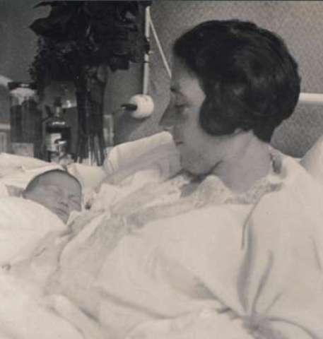 El nacimiento de Ana Frank