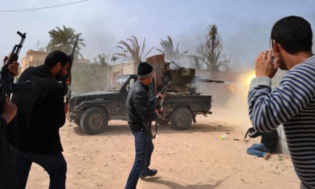 Regime forces batter Misrata hours after claiming siege on hold