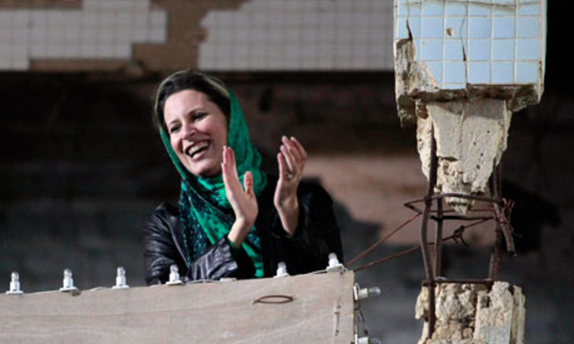 Muammar Gaddafi's family fled to Tunisia