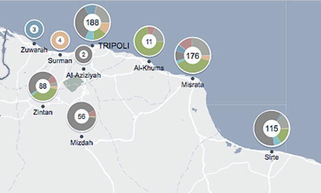 Nato air strikes hit Tripoli in heaviest bombing yet