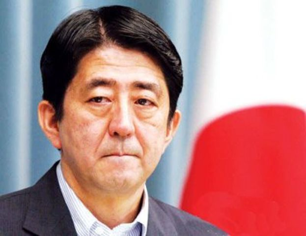 Japan Prime Minister Abe warns China of force of islands landing.
