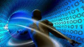 De la comunicación masiva a la comunicación digital timeline