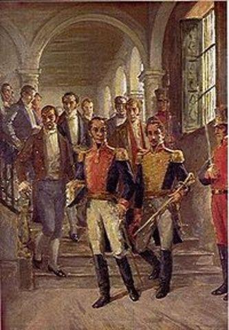 Congreso de Cucuta.