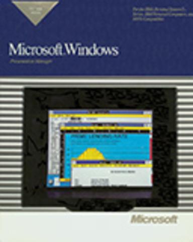 1987–1992: Windows 2.0–2.11 — больше окон, выше скорость