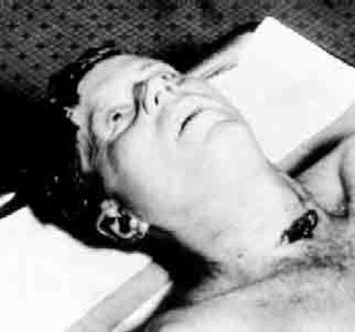 Kennedy Blown Away