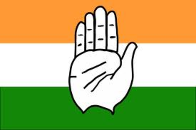 The Indian National Congess (INC)