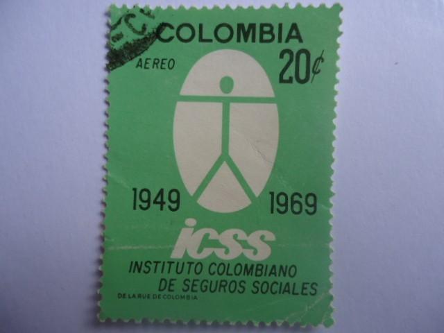 El Instituto Colombiano de Seguros Sociales