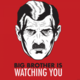 Cropped big brother is watching 1984