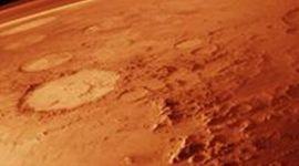 Mars timeline
