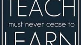 Teaching 2012-2013 timeline