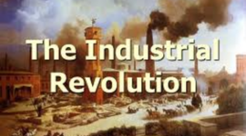 Industrial Revolution (1750-1900) timeline