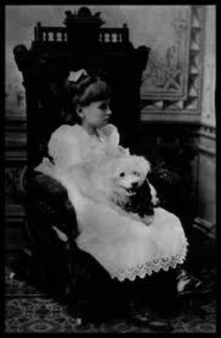Birth of Helen Keller