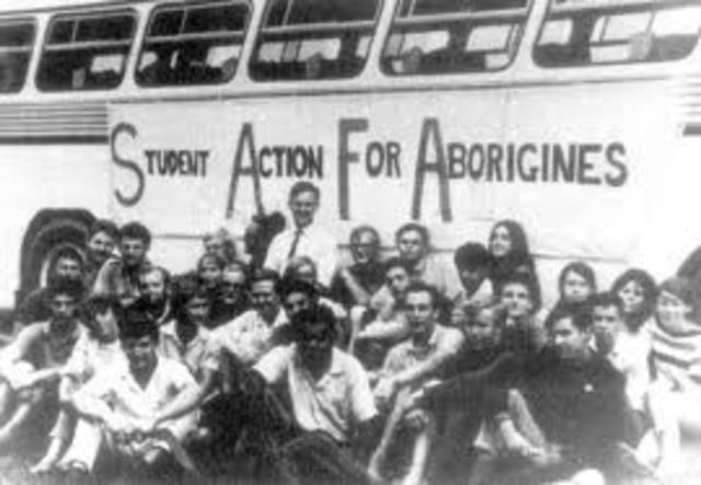 aboriginies timeline The first protest group formed in new south wales was the aborigines' progressive association (apa) which was established in 1925 by a group of aboriginal people and some white supporters sympathetic to their cause.