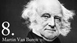 Martin Van Buren timeline