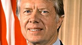 life of Jimmy Carter timeline