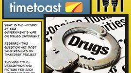 The War On Drugs timeline