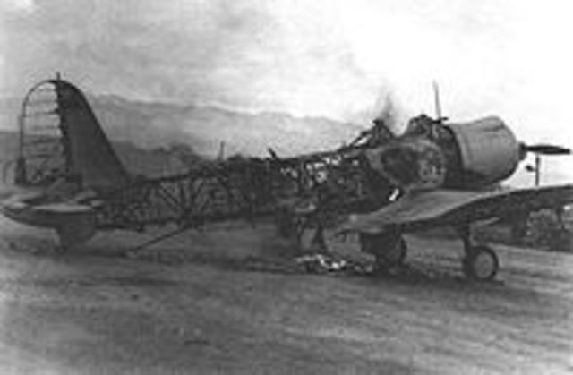 Air Portion of Attack on Pearl Harbor begins.