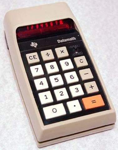 First Calculator