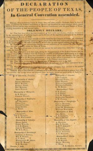 Consulation of 1835