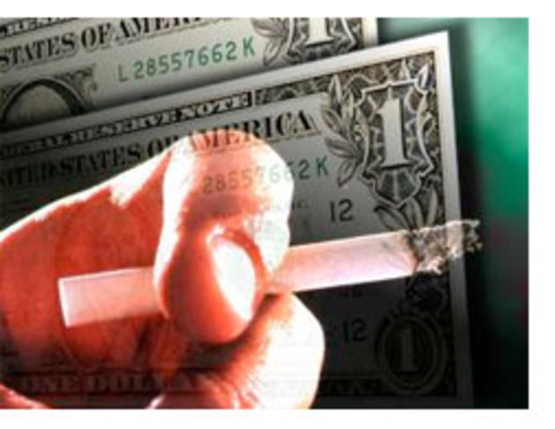Tobacco Master Settlement Agreement - Payout