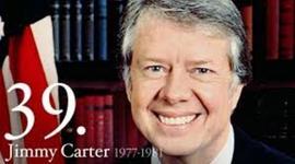 JImmy Carter timeline