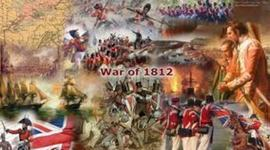 La Guerre de 1812 timeline