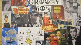 7JThe Groovy 60's timeline