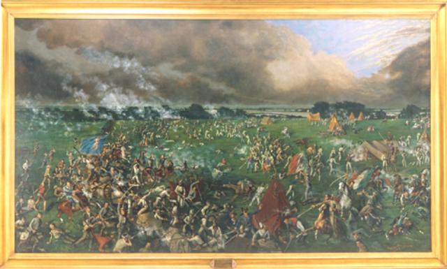 Battle of Refugio/Coleto(Goliad Massacre)