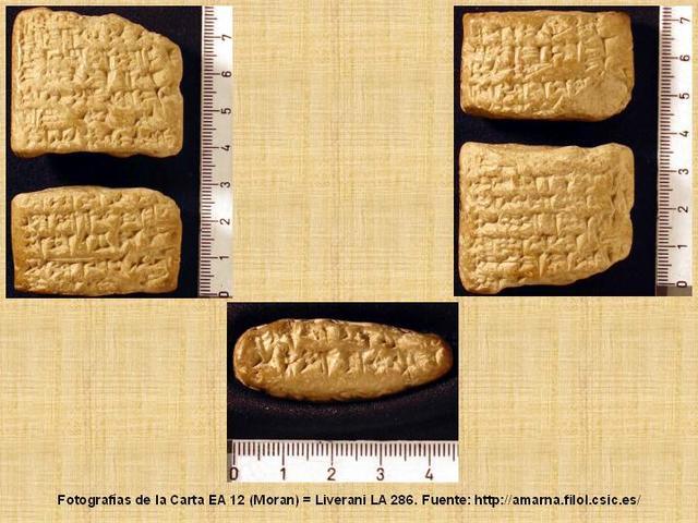 La comunicacion en el año 2400 A.C.