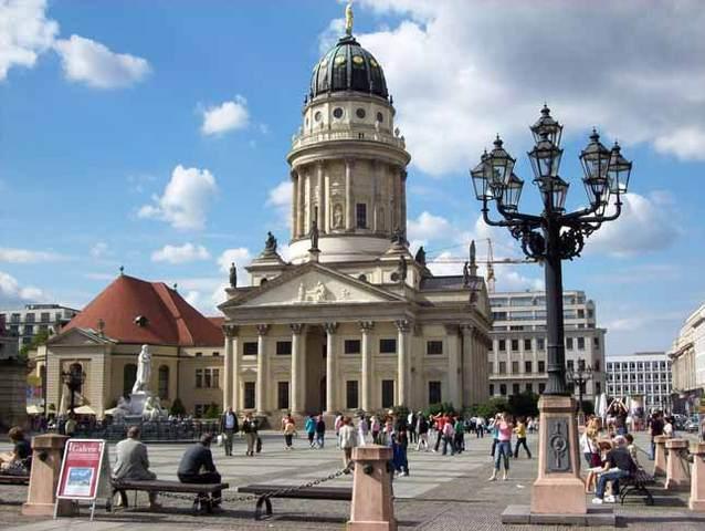 Поездка в Берлин.