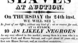 Abolition Of Slavery timeline