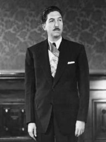 Gobierno de Miguel Aleman Valdés