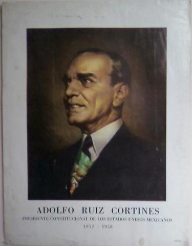Gobierno de Adolfo Luis Cortines